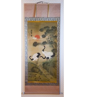 Vietnamese scroll painting
