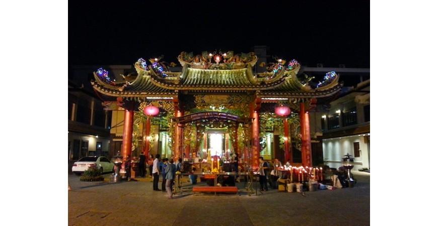 A Yaowarat Evening