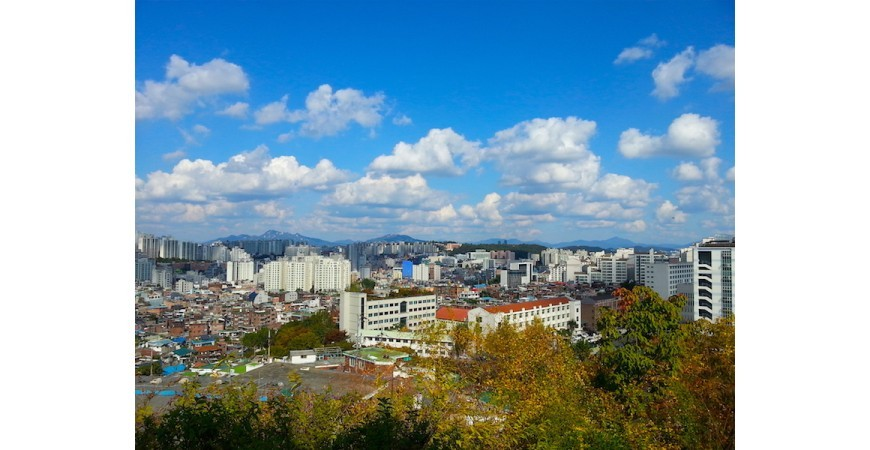 Late Summer in Seoul