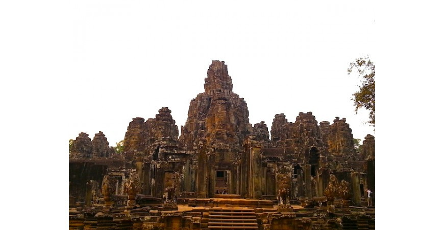 Angkor: The Bayon