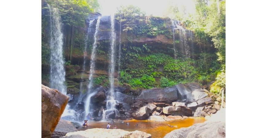 The Kulen Mountains: Waterfalls