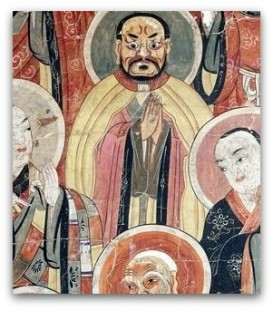 Korean Buddhist Revival Paintings