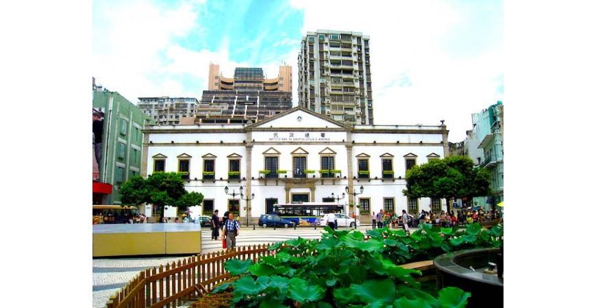Macau: Leal Senado Building