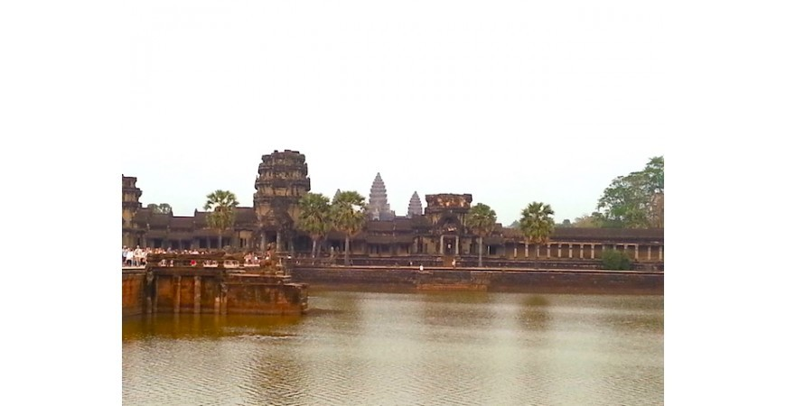 Rose Macaulay's Angkor