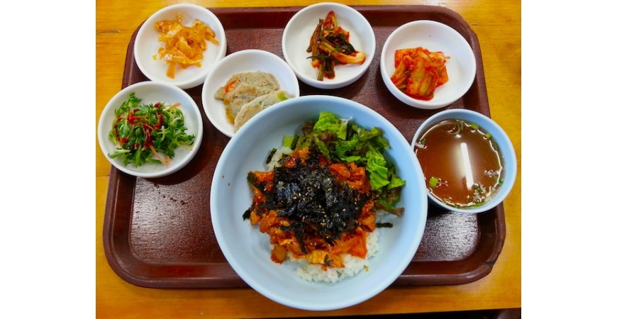 My Top 3 Korean Dishes