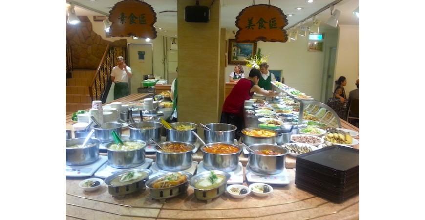 Eating in Taipei