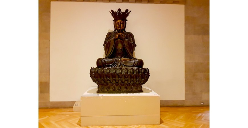 Museum Visit: Vairocana
