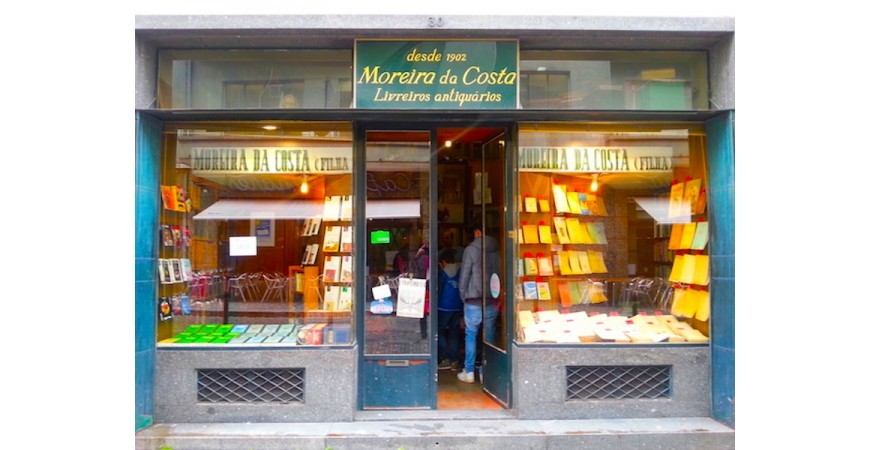 A Bookshop in Porto