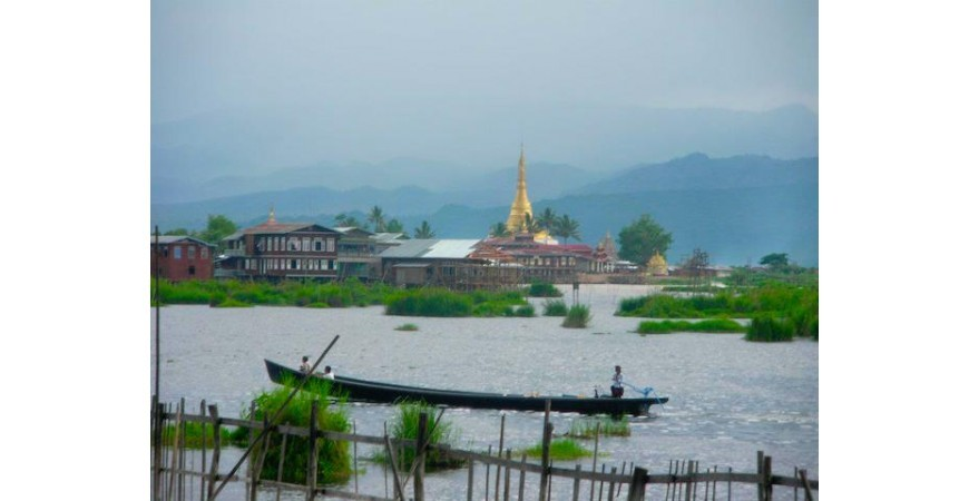Myanmar: Bagan and Inle